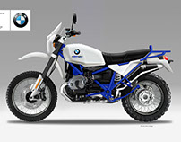BMW R 120 GS  BASIC