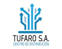 Tufaro S.A. Diseño de logo