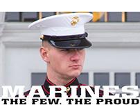 Marines: Family Portraits