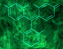 Fluorescein Ultraviolet Experimentation