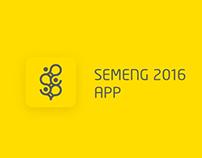 Semeng 2016 App
