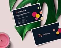 Business Card Design - Makeup.lk