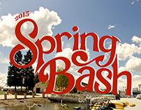 Spring Bash 2015