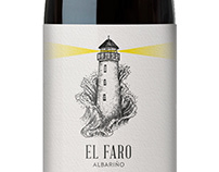 EL FARO - Wine Packaging