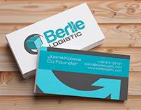 Berlle Logistic Logo