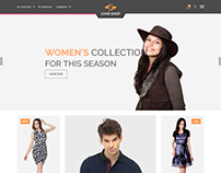 LookShop – Bootstrap HTML5 eCommerce Template