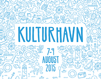 Copenhagen Harbour festival poster submission