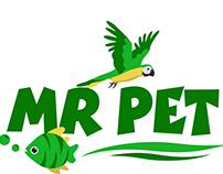 Mr Pet - New Logo Design