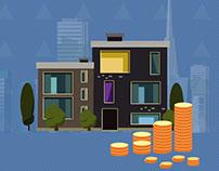 Real Estate Company Animated Promo