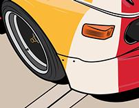 BMW 3.0 CSL [Art Car]