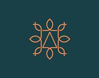 Astelang logo design