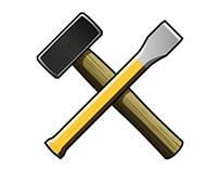 Textpattern logo family