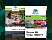 Pepiniere Abbotsford - Responsive Website