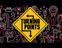"Daniel Lincoln's ""Turning Points"""