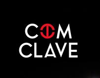 Com Clave • Branding & Visual Identity