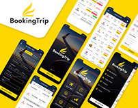 BookingTrip - Flight Ticket Booking App