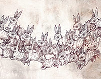 Rabbits all the way