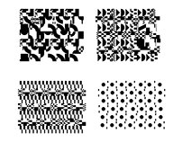 Typed patterns