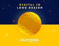 Digital IQ | Logo Design