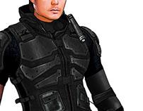 ARH: Character design
