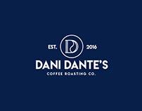 Dani Dante's Coffee Roasting Co. Brand Identity