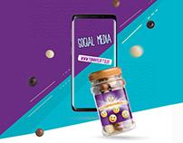 Dr.Funny Gifts Social Media ads