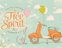 Free Spirit Summer Kit