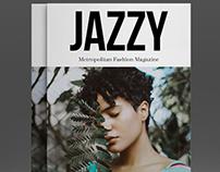Jazzy Fashion Magazine
