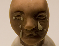 Polymer Clay Sculpture