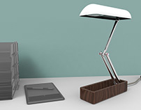 Articulate Desk Lamp