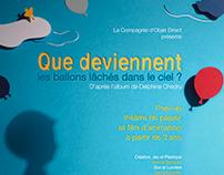 Cie D'Objet Direct - Que deviennent...