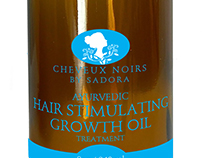 Hair Satimulating Growth Oil