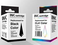 Ink Cartrige Packaging