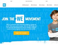 We.org - Take The Pledge