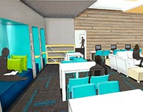 Design 4- Senior Child Mentor Center