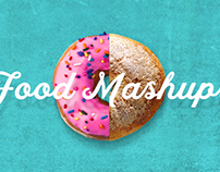 Food Mashups (Social Content Video Fun)