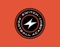 Branding Switch Football Academy
