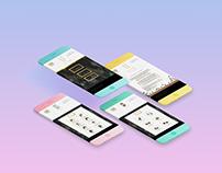 """Разработка дизайна сайта для ювелирного дома """"UNION"""""""