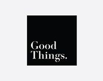 Good Things Concept Store