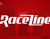 Free Raceline Display Font