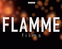 FLAMME FILMS - Ident