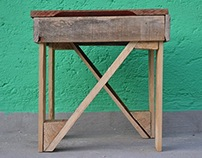 Diseño y producción de mobiliario con Pallets