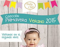 Baby Club Chic - Vallas Publicitarias
