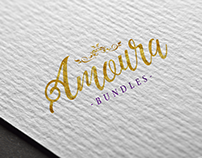Amoura Bundles ( Logo design )