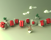 3d idents for tv-channel