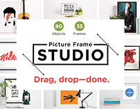 Picture frame studio