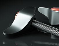 ERGO - butterfly knob