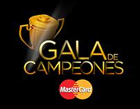 MasterCard - Gala de Campeones