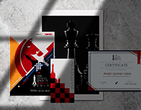 "DESIGN EVENT "" MASTER CHESS 2019"""