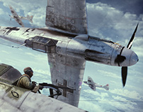 IL2 Sturmovik: Battle of Stalingrad / Game Trailer